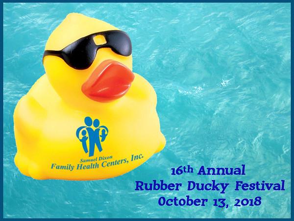 16th Annual Rubber Ducky Festival (2018)