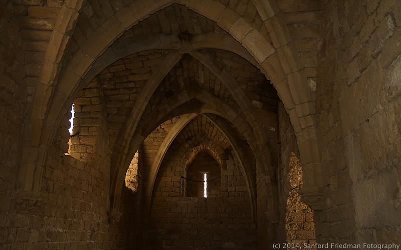 Ancient Entrance to Caesarea