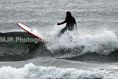 Surfing, Gilgo Beach, NY,  (6-10-07)