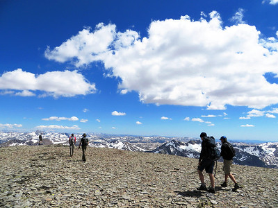 Sonora Pass: Jun 21-23, 2013