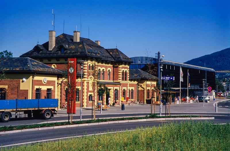 Lillehammer Bahnhof