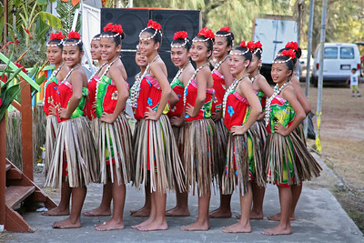 Guam Chamorro Dance Group