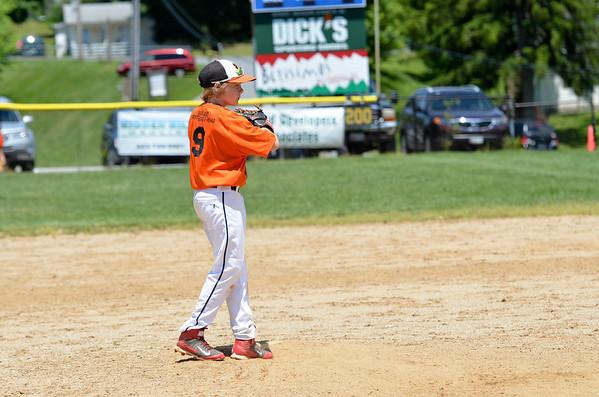 Orioles vs Finksburg O's June 1 2014