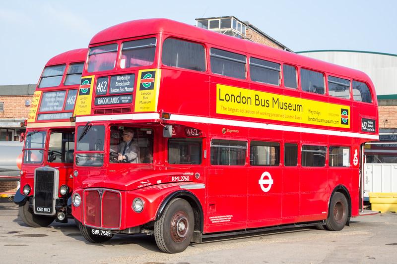 SMK760F London Transport RML2760