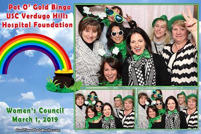 USC Verdugo Hills Hospital Foundation Women's Council
