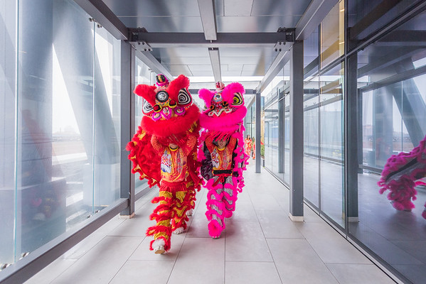 The Grand Residences Chinese Lunar New Year Celebration