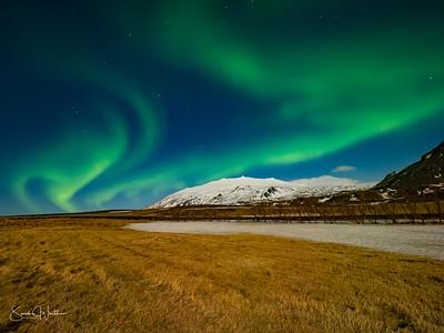 Aurora Borealis (Northern Lights) 2018