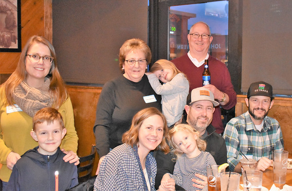 Mike Muenk's Retirement Party