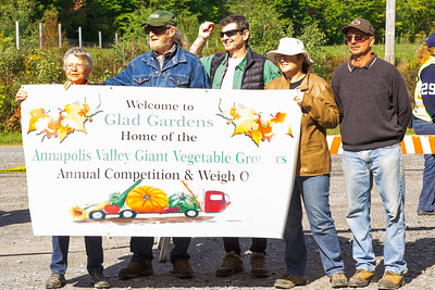 Annapolis Valley Giant Vegetable Growers Competition & Weigh Off