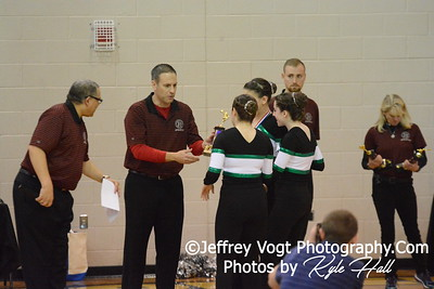 2-14-2015 Walter Johnson HS Varsity Poms at Richard Montgomery HS MCPS Championship, Photos by Jeffrey Vogt Photography with Kyle Hall
