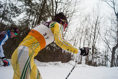 Eastern Cdn XC Ski Sunday 7 Feb 2016