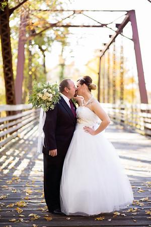 Katie & Craig - Bridal Shoot
