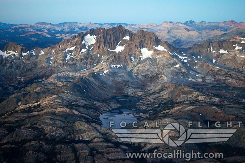 Mt. Ritter at Dawn, September 2009