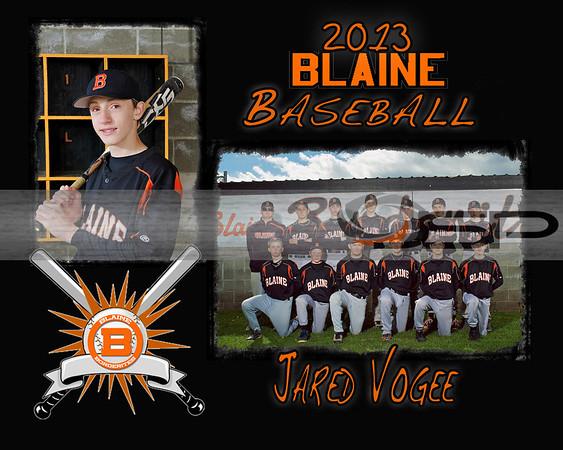 2013 Blaine JV Baseball