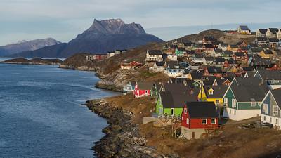 Nuuk - The Capital
