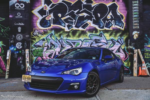 BRZ Graffiti