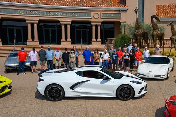 2020 Blackhawk Corvette Generations August 29