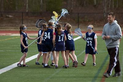 2011 U11 Girls Lax