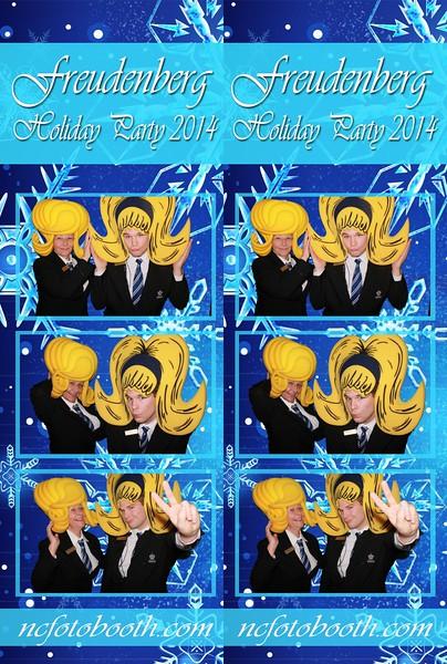 Freudenberg Holiday Party 2014