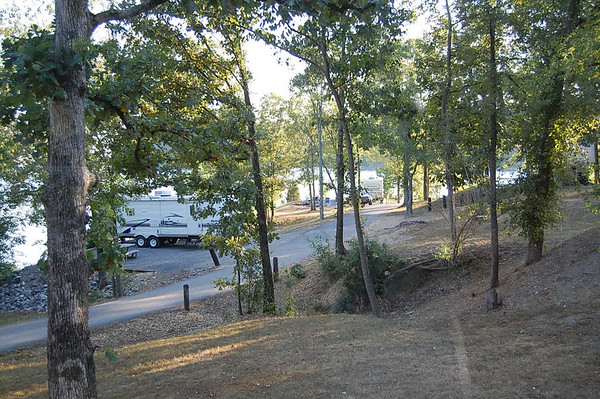 Journal Site 78: Hillman Ferry Campground, Land Between The Lakes National Recreation Area, Great Rivers, Kentucky - August 26, 2007