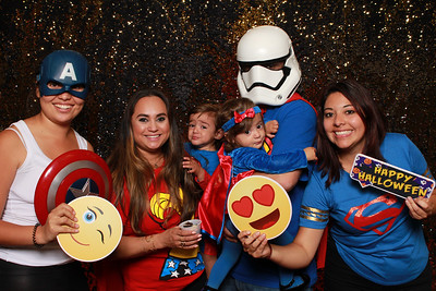 CPMC 48th Annual NICU Reunion & Halloween Party 10-28-2017