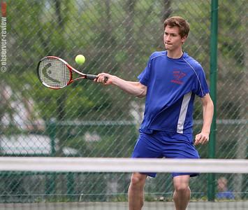 Penn Yan Tennis 5-16-12