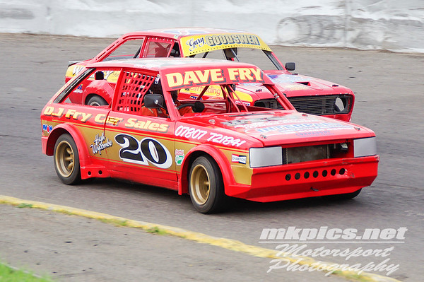 Classic Hot Rods Midland Championship