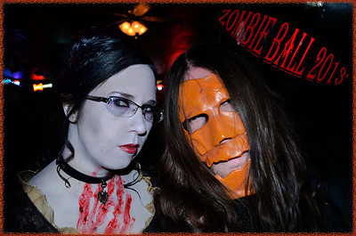 Zombie Ball 2013'