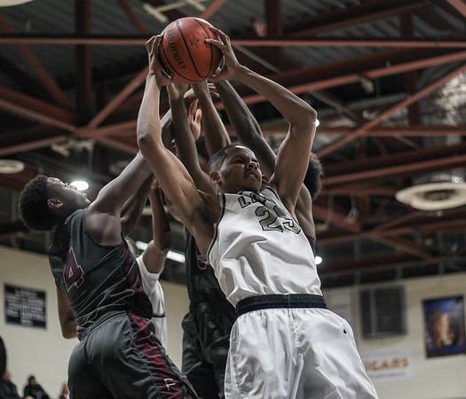 Boys HS Basketball: Fairmont Heights vs. Largo