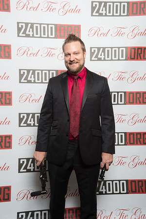 24000ORG Red Tie Gala 2018
