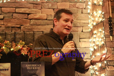 Ted Cruz Bud Day Tribute 10-31-15