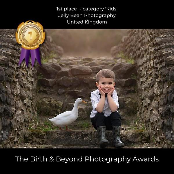 1st Place Gold winning image reggie duck.jpeg