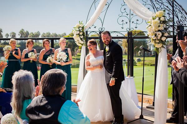 Juniper and Chad's wedding