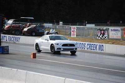 Mustang6G MIR Track Rental 10/14/16
