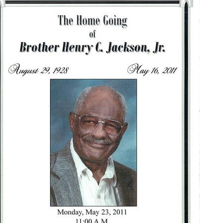20110523 Henry C. Jackson Jr. Repass