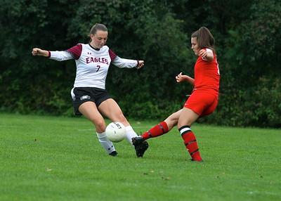 AMHS Girls Varsity Soccer vs LTS II photos by Gary Baker