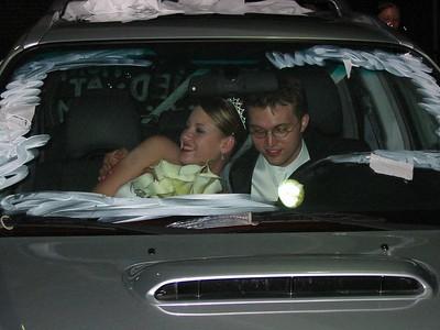 2004 - Emily's & Jason's Wedding