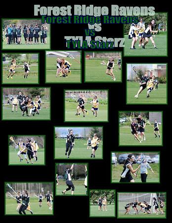 Ravens vs TYLA Stars 28 March 2010