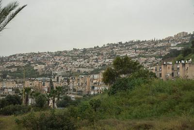 Friday: Tel Aviv, Tiberias, Nof Ginnosar, Sea of Galilee