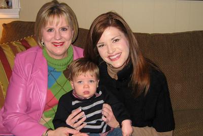 Parker Matthews' 1st Birthday Party (Dec 2008)