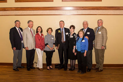 Distinguished Alumni Banquet 2014