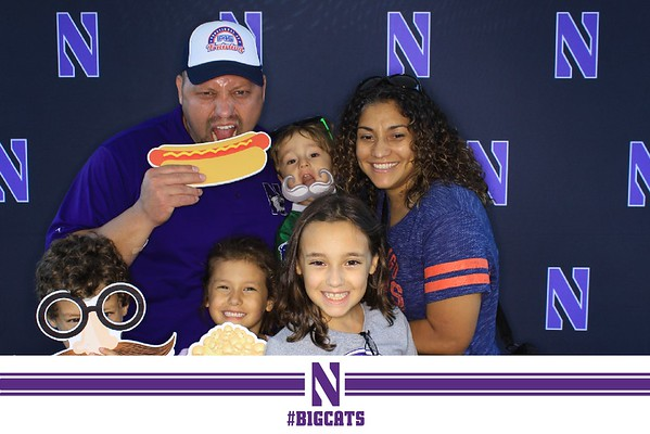 Northwestern vs Akron 9/15/18