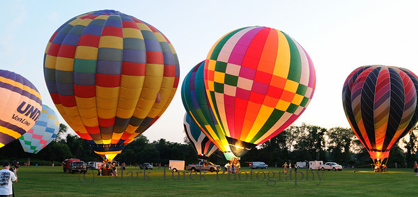 RI Hot Air Balloon Festival 2009