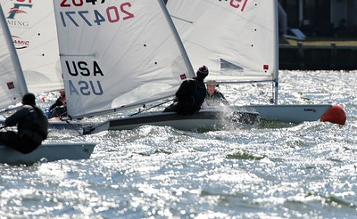 SSA Laser Frostbite Racing March 14. 2021