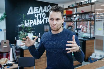 12.12.19 Интервью с Ильнаром Шамсутдиновым (Владимир Васильев)