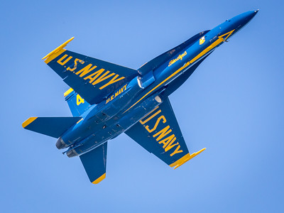 Blue Angels - San Francisco 2014