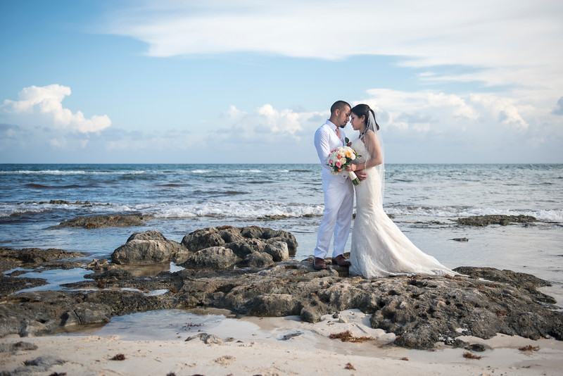 Jessica & Gilbert Wedding - Vidanta