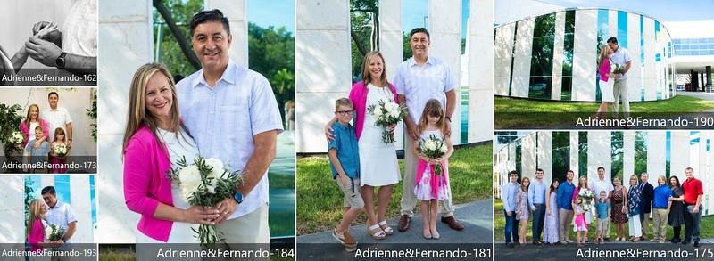 Adrienne & Fernando Wedding Album