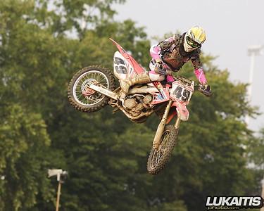 Raceway Park Motocross August 30, 2008