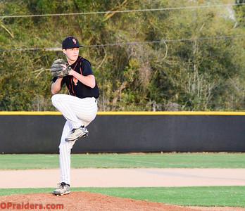Raider Baseball vs. Bishop Snyder